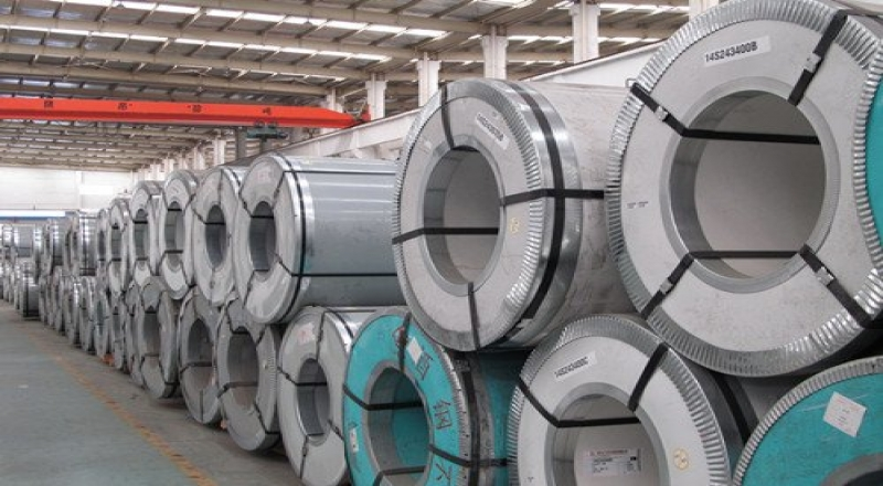 Price of 201 Stainless Coil on April 03rd in China Market in China Market